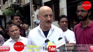 Film Ranchi Diaries Poster Launch by Anupam Kher - Global Movie TV