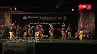 Sambalpuri Dance - Odisha Folk Dance - Part-1