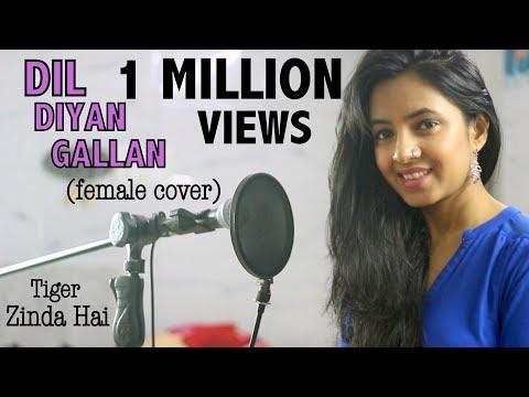 Xxx Mp4 Dil Diyan Gallan Song Tiger Zinda Hai Female Cover Varsha Tripathi Salman Khan Katrina 3gp Sex