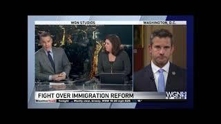 01/17/2018 Rep Kinzinger on WGN