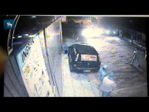 Vídeo mostra a execução de bandido do PCC