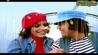 I Am In Love - Main Aashiq Hoon Baharon Ka (1977) -  Karaoke With Hindi Lyrics