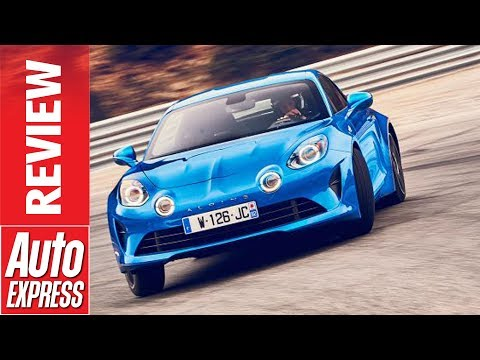 Alpine A110 review new lightweight sports car reminds us what fun is