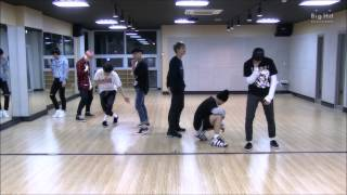 BTS - DANGER, War of hormone, I NEED U, Dope [DANCE PRACTICE]
