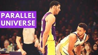 Steph Lonzo Round 1|| Warriors vs Lakers ||