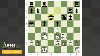 Chess Strategy: The Tactical Geometry of the Chess Board!