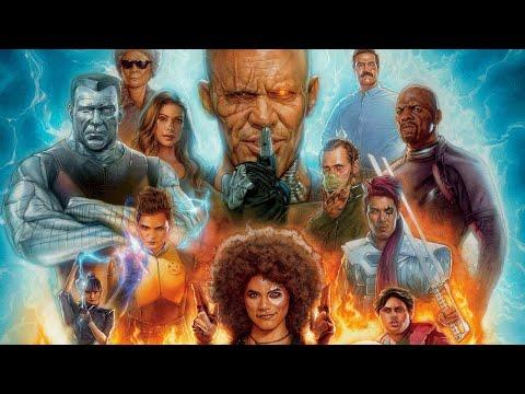 Xxx Mp4 Deadpool 2 What S Next An X Force Movie Deadpool 3 SPOILERCAST 3gp Sex