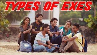 Types of  Exes 💔| Paracetamol Paniyaram