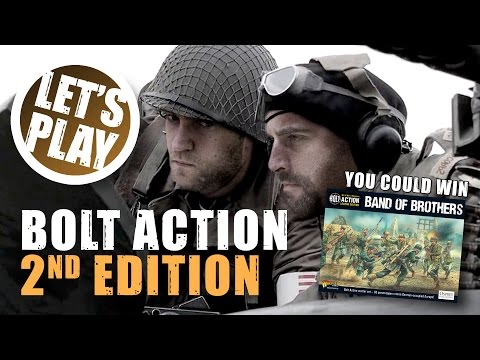 Demo Game: Bolt Action 2nd Edition