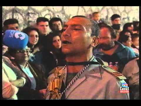 la legion canto al cristo de la buena muerte en procesión 1995