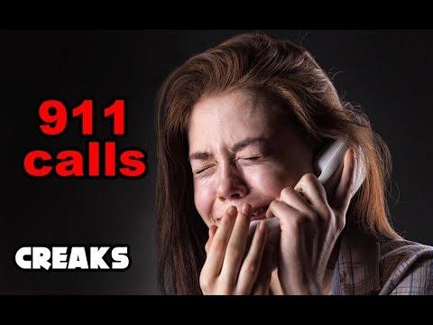 3 DISTURBING 911 Calls Real Scary 911 calls