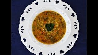 Chicken Soup طرز تهیه سوپ مرغ زمستانی