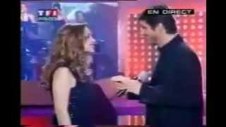 Patrick Fiori & Lara Fabian - L'Hymne à l'Amour.