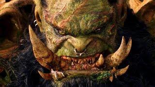 Lothar vs Blackhand Mak'gora  - Fight Scene - Warcraft (2016) Movie Clip HD