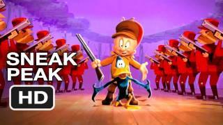 Daffy's Rhapsody Sneak Peak - Journey 2 The Mysterious Island Short Movie (2012) HD