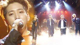 B1A4, 세상 모든 이들 응원하는 힘 Song '오르막길' @박진영의 파티피플 12회 20171021