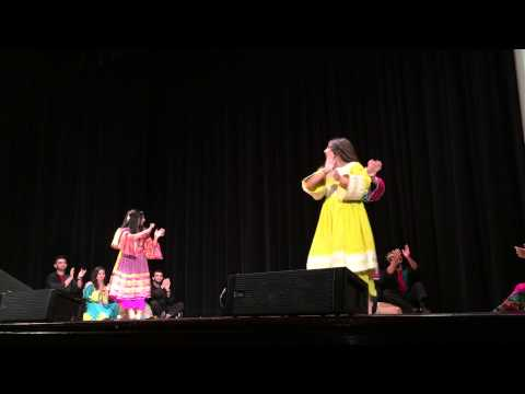 UC Berkeley Afghan Student Association s 7th Annual Culture Show Girl s Dance
