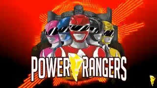 Power Rangers 2016 - HEUX