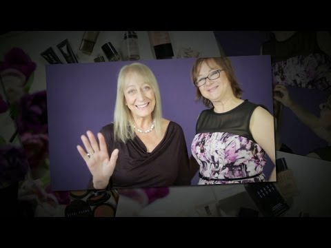 Makeup Tips for Older Women A Step by Step Video Tutorial by Sixty and Me and Ariane Poole