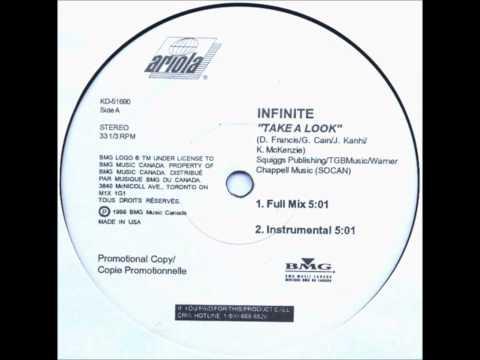 Infinite Take A Look Instrumental