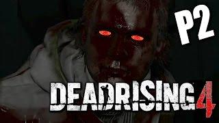 Dead Rising 4《死亡復甦4》Part 2 - 這游戲有史上最强大的車輛!!
