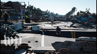 'Ground zero' of Michael's devastation, ride with rescue teams at Mexico Beach