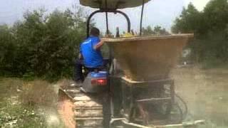 demo Traktor WKS Jambi
