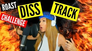 MY DISS TRACK (ROAST YOURSELF CHALLENGE)
