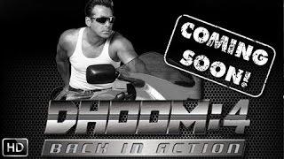 Salman khan ka new film DHOOM 4 2015