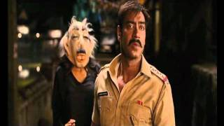 Singham - Pretty Ghost In The Village