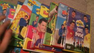 My Wiggles VHS and DVD Collection (2016 Edition)