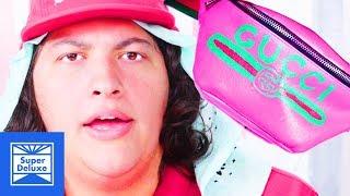 D.I.Y. Gucci Belt Bag | Cheap Thrills