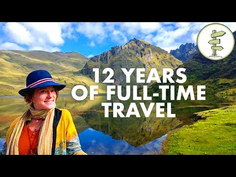 12 Years of Full Time Travel on a Budget Woman Shares Her Experience