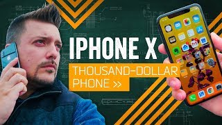 iPhone X Review: Great, But Not Grand