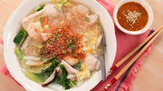Thai Sukiyaki Recipe (Suki Nam) สุกี้นำ้ - Hot Thai Kitchen!
