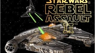 Star Wars: Rebel Assault II [END][Final Cutscene]