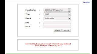 Ssc resutl -15 http://www.educationboardresults.gov.bd/lite/index.php