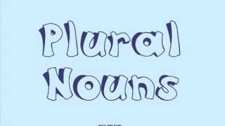 Plurals song