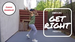 Get Right - JLo | Dance Freestyle