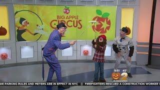 Big Apple Circus In NYC