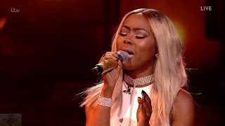 The X Factor UK 2016 Live Shows Week 3 Gifty Louise Full Clip S13E17