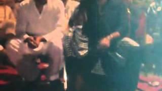 Ayyub Khan firing on his friend wedding