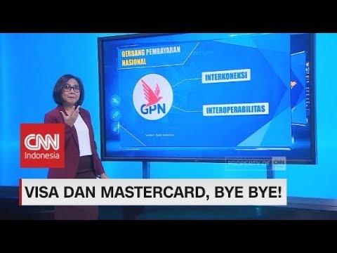 GPN Resmi Diluncurkan, Visa dan Mastercard, Bye Bye!
