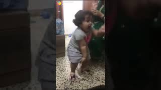 Deo deo song Spoof . Little girl Trending video