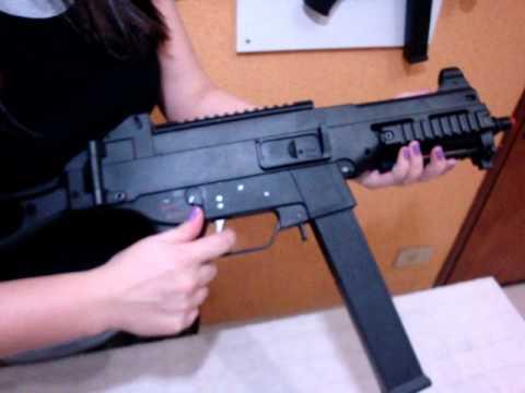 Análise review arma de pressão airsoft Classic Army UMC UMP