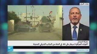 لماذا ستكون المعارك في غرب الموصل أصعب منها في شرقها؟