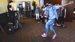 Justin bieber  Disney Channel  Shake It Up Dance Off! october  2012