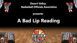DVBOA - A Bad Lip Reading