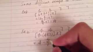 24 math game difficult example