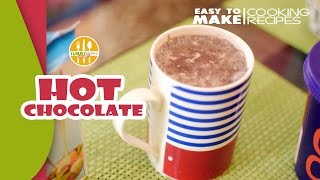 How to Make Hot Chocolate in Nepali Style | Drinks Recipe